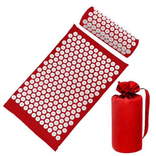 Acupoint Acupuncture Massage Nail Mat-1