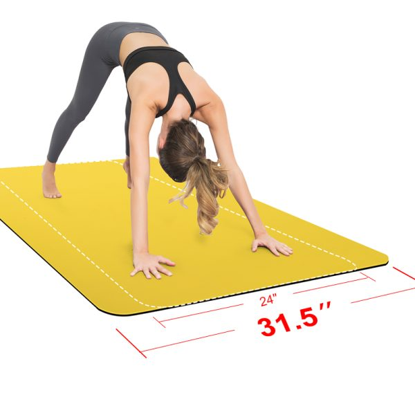 Extra Wide Yoga Mat-1