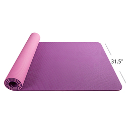 Extra Wide Yoga Mat-12