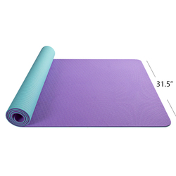 Extra Wide Yoga Mat-7