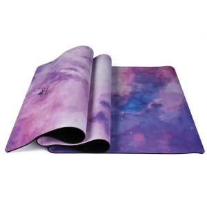 Suede Rubber Yoga Mat-1