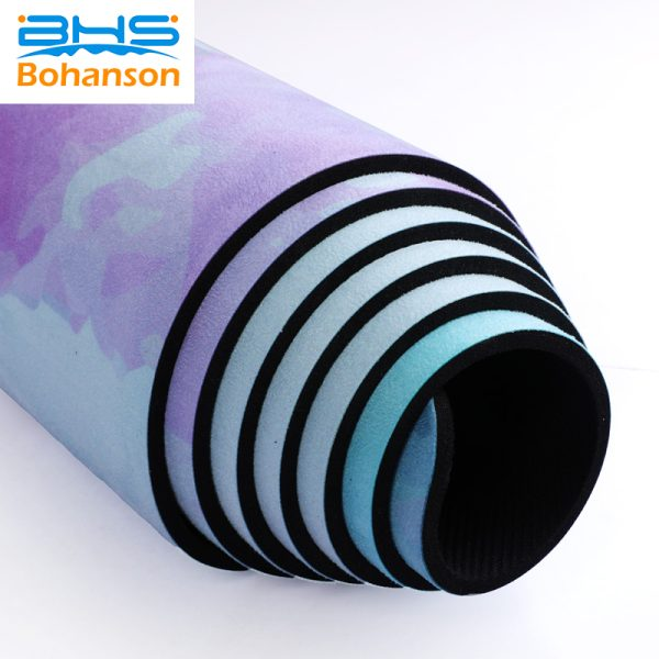 Sueded Yoga Mat-2