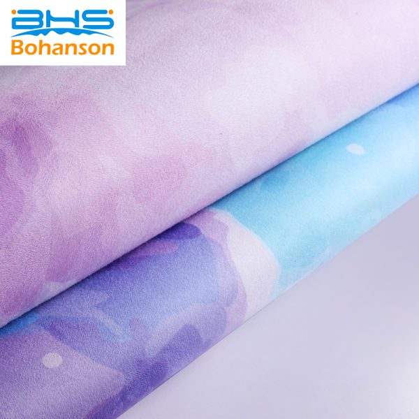 Sueded Yoga Mat-4