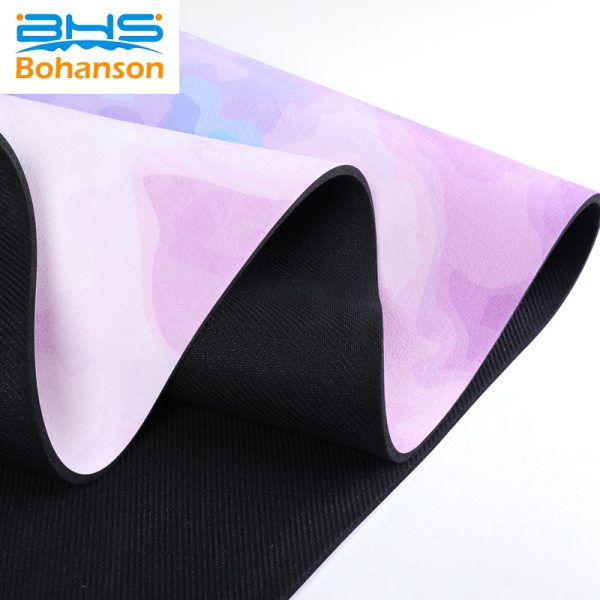 Sueded Yoga Mat-5