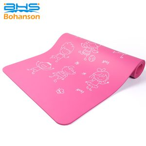 Yoga Mat With Grommets-1