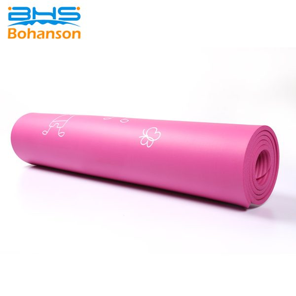 Yoga Mat With Grommets-2