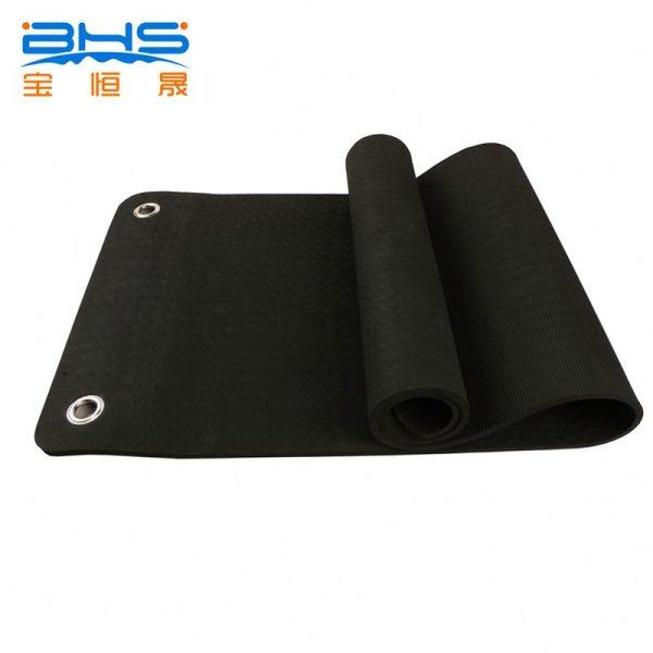 Yoga Mat With Grommets-4
